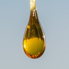 CBD Öl Tropfen